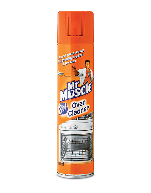 3-in-1 Oven Cleaner