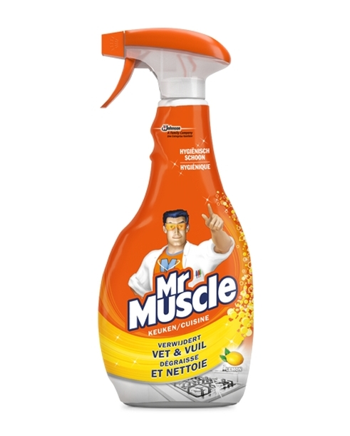 Mr Muscle® Keukenreiniger