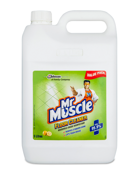 Mr Muscle® 5 In 1 Total Floor Cleaner
