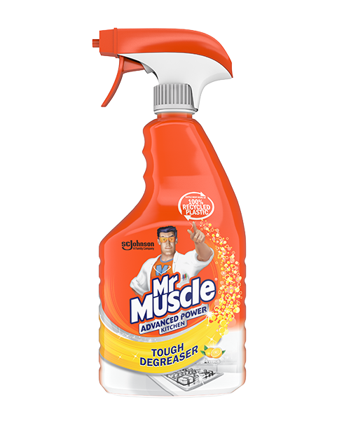 Mr Muscle® Advanced Power Kitchen Cleaner