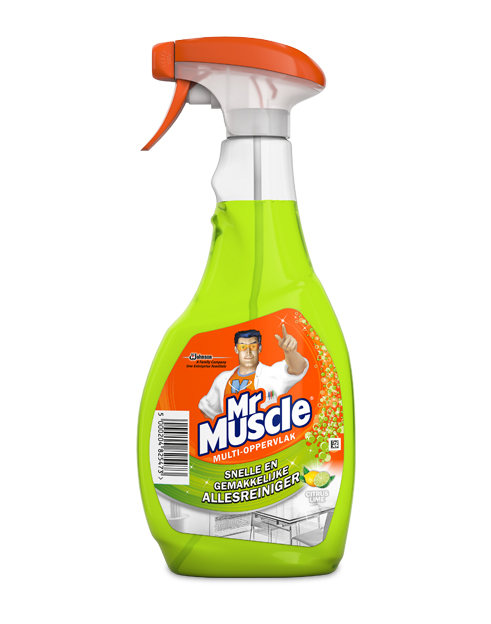 Mr Muscle® Allesreiniger
