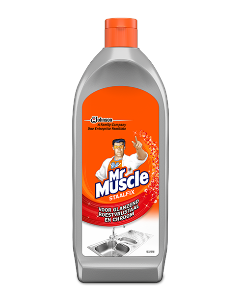 Mr Muscle® Staalfix